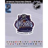 """New York Rangers vs. Philadelphia Flyers 2012 NHL Winter Classic National Emblem Jersey Patch"""