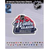 """""""Chicago Blackhawks vs. Detroit Red Wings 2009 NHL Winter Classic National Emblem Jersey Patch"""""""
