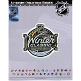 Pittsburgh Penguins vs. Washington Capitals 2011 NHL Winter Classic National Emblem Jersey Patch