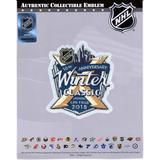Buffalo Sabres vs. New York Rangers 2018 NHL Winter Classic National Emblem Jersey Patch