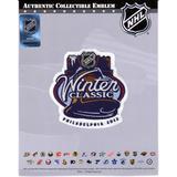 New York Rangers vs. Philadelphia Flyers 2012 NHL Winter Classic National Emblem Jersey Patch