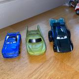 Disney Toys | Disney Car Toy In Good Condition For Collection | Color: Blue/Green | Size: One