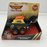 Disney Toys   Disney Planes: Fire & Rescue Smokejumpers Team Blackout Avalanche Vehicle Nib   Color: Tan/Yellow   Size: Osbb