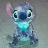 Disney Toys | Disneys Stitch Plush Stuffed Animal | Color: Blue/Silver | Size: 10