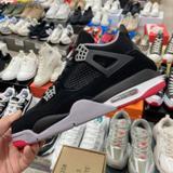 Nike Shoes | New Genuine Nike Jordan Air Jordan 4 Aj4 Generation Middle | Color: Black | Size: Various