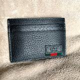 Gucci Bags   Gucci Card Wallet Money Clip   Color: Black   Size: Os
