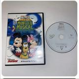 Disney Holiday | Mickey Mouse Clubhouse: Mickey'S Monster Musical [ Dvd] Dolby, Dubb | Color: Blue | Size: Os