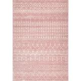 """Foundry Select Moroccan Blythe Runner Rug, 2' 6"""" X 6' in White, Size 24.0 W x 0.37 D in   Wayfair 2E6B23D509D3467C9DA6E42545DE4A3D"""