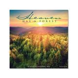 Willow Creek Press Calendars Various - Heaven Has a Forest 18-Month 2022 Wall Calendar
