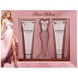 Paris Hilton Rose Rush 3 PC Gift Set