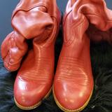 Jessica Simpson Shoes   Cowboy Boots   Color: Red   Size: 8.5