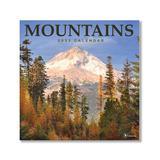 TF Publishing Calendars Multi - Mountains 12-Month 2022 Wall Calendar