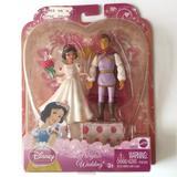 Disney Toys | Disney Princess Fairytale Wedding Snow White And The Prince Dolls | Color: White | Size: Doll