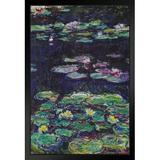 Red Barrel Studio® Claude Monet White in Brown, Size 20.0 H x 14.0 W x 1.5 D in | Wayfair 89DC79F4B378421EA0A7F646D88CB621