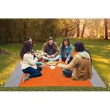Arlmont & Co. Large Fashion Beach Blanket, Waterproof Outdoor Portable Picnic Mat w/ 4 X Stakes & Corner Pockets - Beach Mat For Travel, Camping