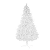 The Holiday Aisle® Christmas Tree in Green/White, Size 72.0 H x 25.0 W in   Wayfair 5A3D2F31E62B4AAB8F0642479F15AF84