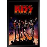 Trinx Kiss Destroyer Poster Album in Brown   Wayfair 3A9DA7E9A0514C63BB0F419D0348D5C2