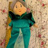 Disney Other | Disney Sleeping Beauty Fairy Fauna Doll Vintage New Shape. Walt Disney World | Color: Green | Size: Please Look At Pictures