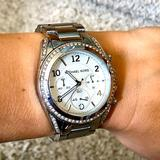 Michael Kors Accessories   Michael Kors Ritz Studded Stainless Steel Watch   Color: Silver   Size: Os