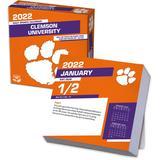 """""""Clemson Tigers 2022 Box Calendar"""""""