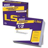 """LSU Tigers 2022 Box Calendar"""
