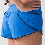 Lululemon Athletica Shorts   Lululemon Swim To Surf Shorts Sz 6 Blueblack Reversible Euc   Color: Blue   Size: 6