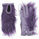Gloves - Purple - Miu Miu Gloves