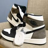 Nike Shoes | Air Jordan 1 Dark Mochathe Face Of Fashion | Color: Black/Brown | Size: Various