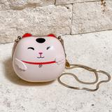 Kate Spade Bags | Kate Spade Lucky Cat Hello Tokyo Hard Clutch | Color: Black/Pink | Size: Os