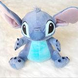 Disney Toys | Disney Store | Stitch Plush Stuffed Collectible Toy | Color: Blue/Pink | Size: 16