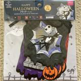 Disney Party Supplies   New Nightmare Before Christmas Banner   Color: Black   Size: Os