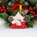 The Holiday Aisle® Christmas Photo Frame Ornaments, Christmas Ornament Frame, Picture Frame Christmas Ornaments For Tree Decoration | Wayfair