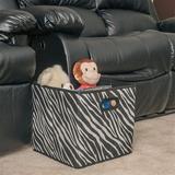 Dakota Fields Storage Bins, Containers, Boxes, Tote in Black, Size 10.5 H x 11.0 W x 10.5 D in | Wayfair D7640AFDD8824EB996BFBBCC46511503
