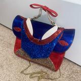 Disney Bags | Danielle Nicole Snow White Bag | Color: Blue/Red | Size: Os