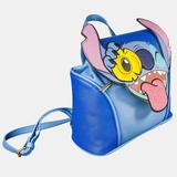 Disney Bags | Disney Stitch Pineapple Backpack By Danielle Nicole | Color: Blue/Pink | Size: Os