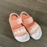 Adidas Shoes   Adidas Adilette - Womens   Color: Tan   Size: 5