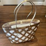 Michael Kors Bags   Michael Michael Kors Pale Gold Sienna Large Tote   Color: Gold   Size: Os