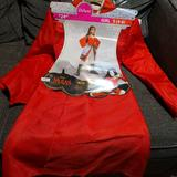 Disney Costumes   Mulan Halloween Costume.   Color: Red   Size: S