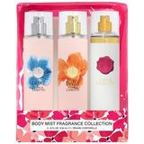 Vince Camuto 3 Pc Body Mist Fragrance Collection