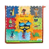 Briarpatch Pete The Cat Giant Foam Floor Puzzle: 18 Pcs, Size 3.75 H x 12.5 W x 12.5 D in | Wayfair 34358