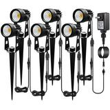 IMMORTAL Landscape Lighting, 68.9Ft 12V LED Landscape Lights Connectable in Black/Gray, Size 10.5 H x 1.18 W x 2.56 D in | Wayfair IMMORTAL2e25259