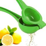 KATIER Premium Quality Metal Lemon Squeezer, Lime Juice Press, Manual Press Citrus Juicer For Squeeze The Freshest Juice,Practical   Wayfair in Green
