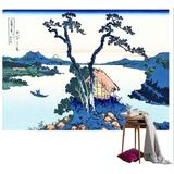 Red Barrel Studio® Cool Japan Tapestry Japanese Art Printing Tapestry Wall Hanging, Beach Towel Throw, Dorm Decoration, Size 40.0 H x 60.0 W in
