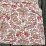 Ralph Lauren Bedding | 2 Ralph Lauren Chapman Jacobean Floral Standard Shams Cream Tan Rust Paisley | Color: Cream/Tan | Size: Standard