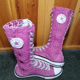 Converse Shoes | Converse Knee High Junior 1 | Color: Pink | Size: 1g