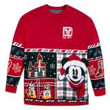 Mickey Mouse and Friends Holiday Sweater by Spirit Jersey for Adults Walt Disney World