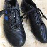 Adidas Shoes | Adidas Boys Soccer Cleats Size 4. | Color: Black/Blue | Size: 4b