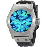 Eterno Solotempo Quartz Blue Dial Watch - Blue - Brera Orologi Watches