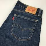 Levi's Jeans | Levis 541 Jeans 33 Waist Cropped Like New | Color: Red/Tan | Size: 33