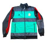 Adidas Jackets & Coats   Adidas Mexico Soccer Team Jacket - Size Xl (Youth) [Adult Small]   Color: Black/Green   Size: S